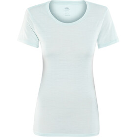 Icebreaker Tech Lite SS Low Crew Top Women, dew